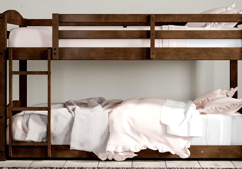 Deti milujú poschodové postele